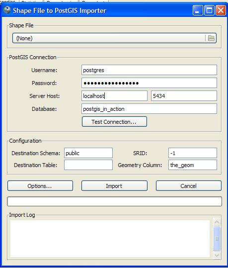 PgAdmin III Plug-in Registration: PostGIS Shapefile and DBF