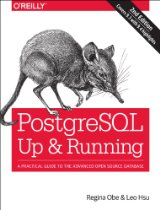PostgreSQL: Up and running 2nd edition